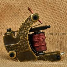 Nuevo cartucho de cobre amarillo de la bobina del tatuaje con alta calidad