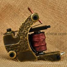 Atacado New Brass Tattoo Coil Gun com alta qualidade