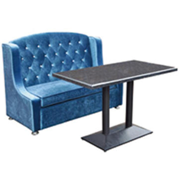 Hot Sales Dining Chair Set/Restaurant Sofa with High Quality