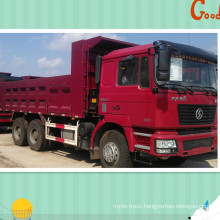 China Heavy Duty Truck Shacman Tipper Truck