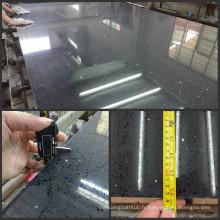 Carreaux de sol synthétiques artificiels en pierre de granit