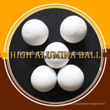 Bola de polir de porcelana de polir de bolas de alúmina de alta pureza de polir de alta pureza da China