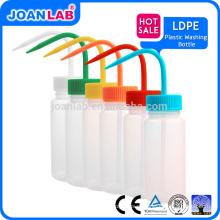 JOAN Laboratory Function LDPE Plastic Wash Garrafa