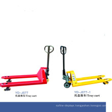 Manufacturer Manual Hand Hydraulic Pallet Jack Truck
