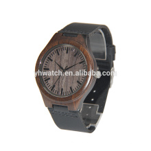 simple style fashion charming waterproof casual bamboo watch