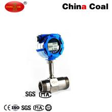 Medidor de caudalímetro de turbina electromagnética de la serie Lwgy