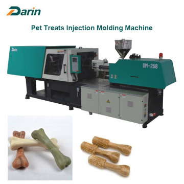 Paragon Dog Chews Injection Molding Machine