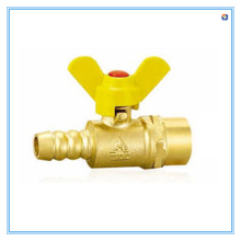 Brass Gas Ball Valve in Different Sizes