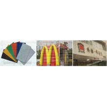 Folha PMMA / acrílica estável e durável para material de construção