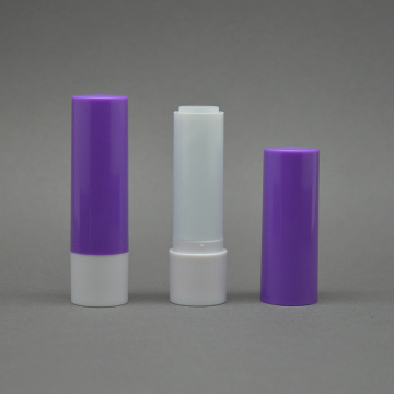 High Quality 4.8g Plastic Lip Balm Container Lipstick