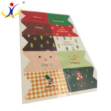 xinxiang China manufacture professional self adhesive sticker paper,Customized Shape
