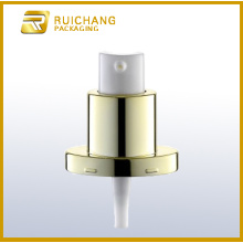 Uv coating/plastic cosmetic lotion pump