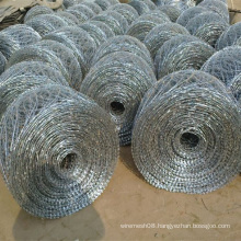 Concertina Wire for Wire Mesh Fence
