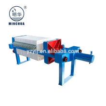 Petit filtre-presse de plat-cadre, prix usine