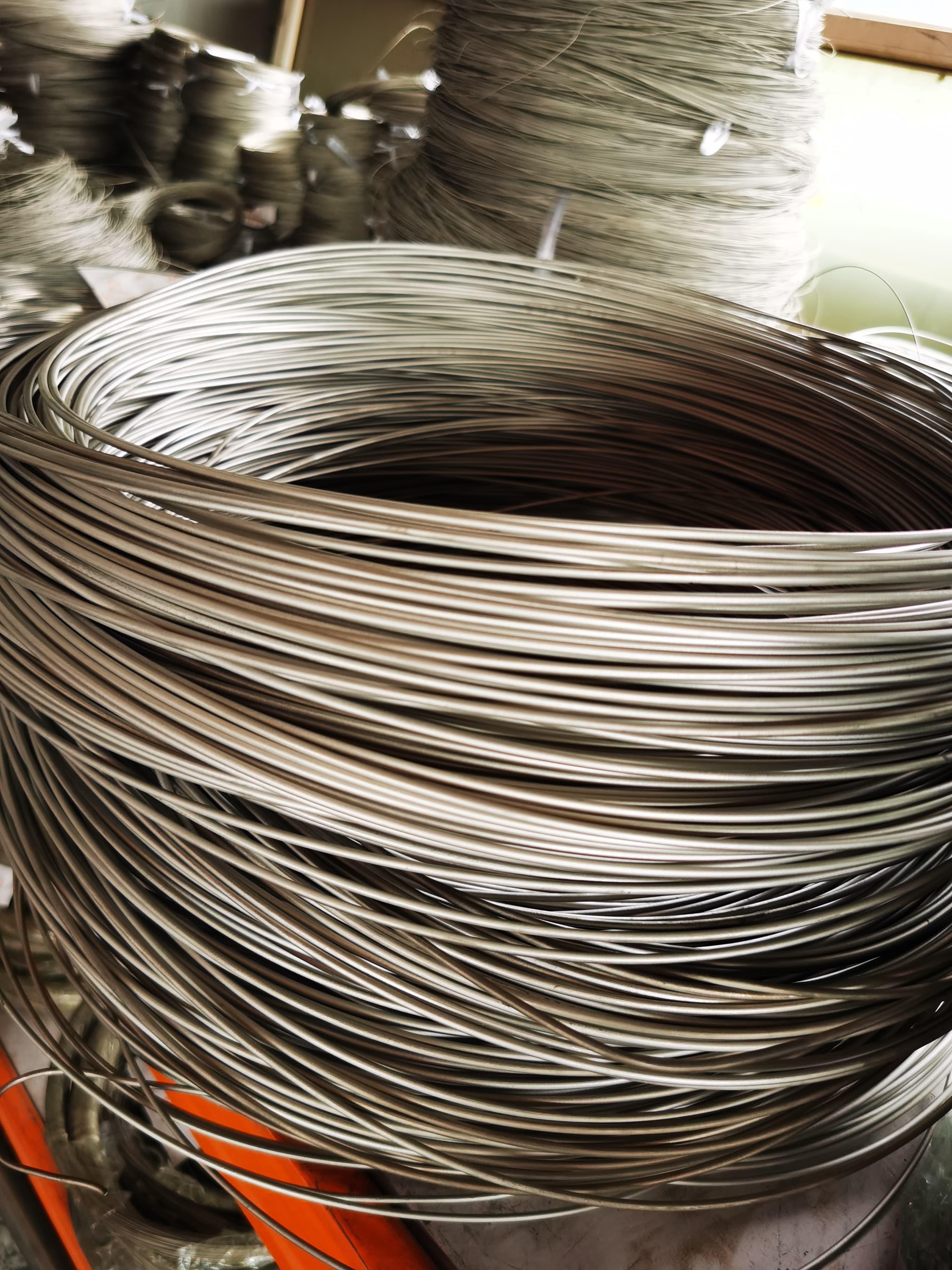 pure titanium glasses wire