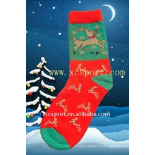 Детские рождественские подарки рождественские носки