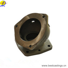 Cast Iron Machine Part with Machining Processing