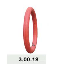 hochwertige natürliche und Butyl-Kautschuk-Motorrad Reifen 300-18