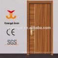 Holztür der Gebrauchswohnung innere