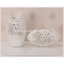 China china hallow out flower vase flower ceramic flower pottery vase