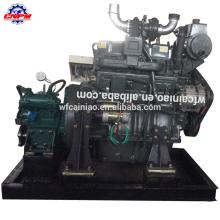 6126ZLC5 280HP Ricardo motor diesel de popa