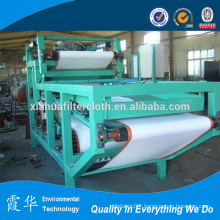 The desulfurization filter belt for slude dewatering
