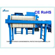 Fullly Automatic High Efficiency Filter Press Series