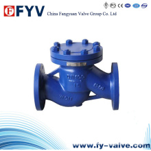 API Carbon Steel Lift Check Valve