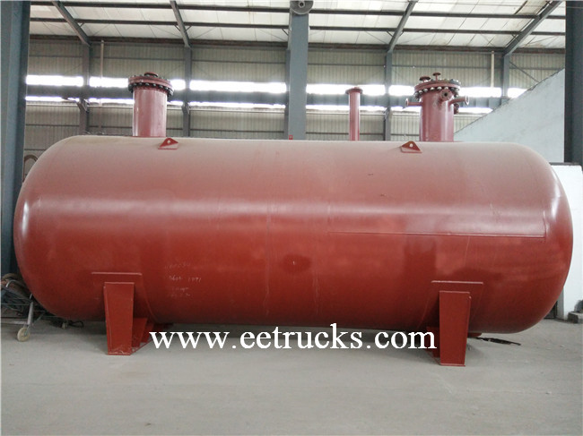 50000 liters Underground LPG Storage Tanks