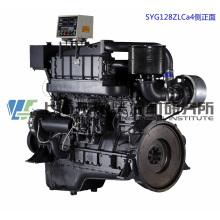 236 кВт / 1500 об / мин, Шанхайский дизельный двигатель. Судовой двигатель G128