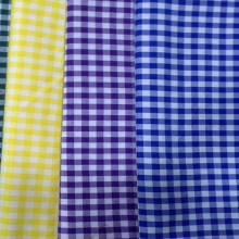 100% Polyester Yarn Dyed Color for Shirt