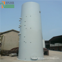 Special Filtering Processing Biogas Scrubber for Gas Cleaning