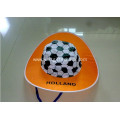 Polyester Foldable Sun Hats For Soccer Matches