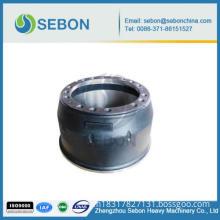 Auto parts precision casting brake drum