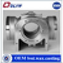 Fundición de fundición cnc de mecanizado CF-8M 316 piezas de la válvula de la bomba de piezas de fundición de acero