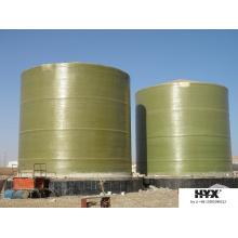 Réservoir FRP à grande échelle pour liquides chimiques