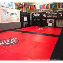 LinyiQueen judo tatami vinly fubric matte 4 cm precio para judo de matras 2 inch thick judo mat