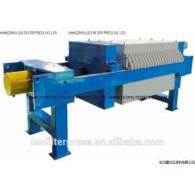 Machine de presse de filtre d'industrie pétrolière de presse de filtre de Leo