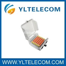 Sistema Tyco Quick Connect Cat.5 QCS 50 Par Bloco 2810 IDC Connection Toolless Module