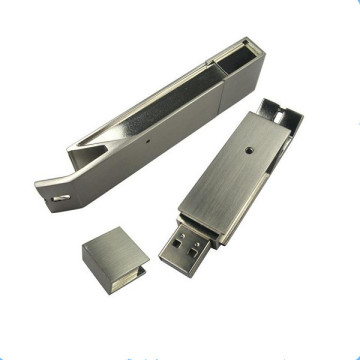 Bottle Opener Multi-function Silver USB Stick 16gb