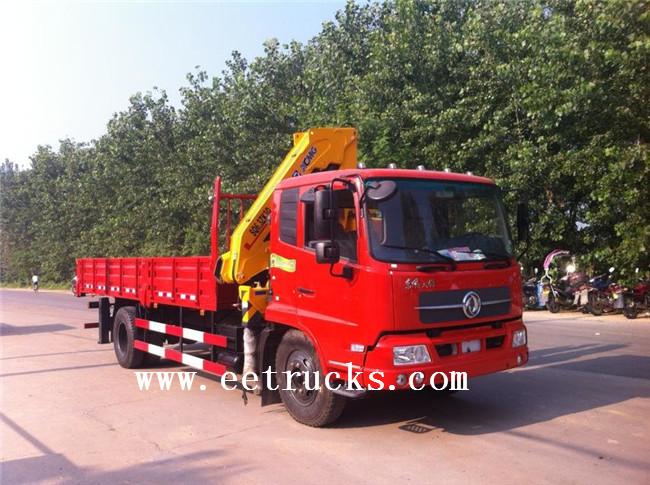 20 TON Telescopic Truck Cranes