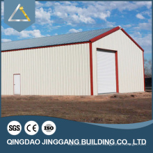 Prefab Custom Mental Frame Steel Stationnement Canopy Design