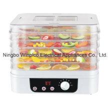 Máquina secadora de alimentos deshidratadora 12qt