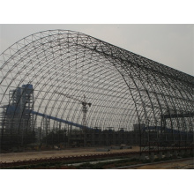 Große Spanne verzinkte Stahldachaufbau
