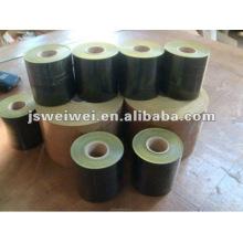Bande de PTFE avec le papier de dégagement largeur maximum 1.2m surface lisse antiadhésive