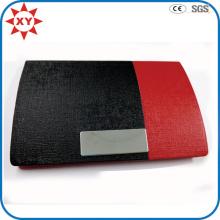 Verschiedene Farbe Leder Kartenhalter für Lady