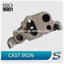moldes de ferro fundido personalizados