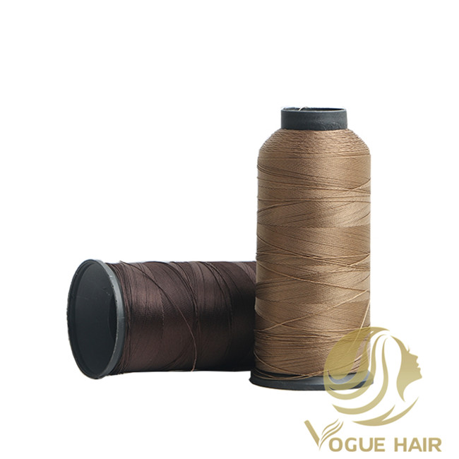 hair extensions nylon thread