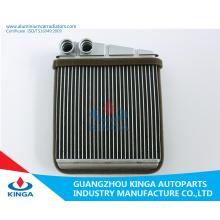 Resfriamento eficiente do radiador de alumínio Trocador de calor Volswagen A6l