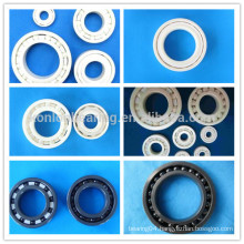 High temperature resistant 6203 6204 6205 full ceramic ball bearing